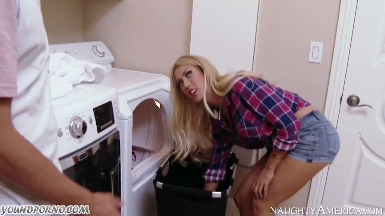 Секс на стиральной машине online