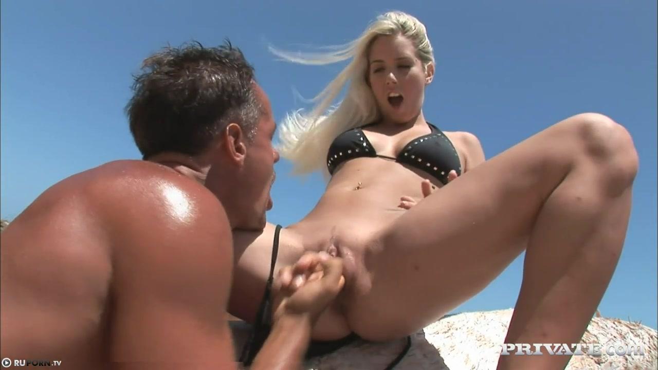 Порно с настей на пляже