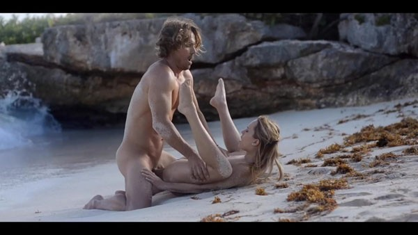 Секс на море с лейлой